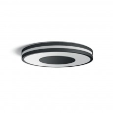 Philips Hue White ambiance Plafón negro LED Being