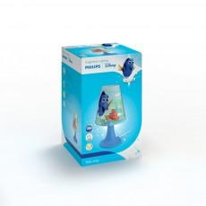 Philips lámpara de mesa Buscando a Nemo