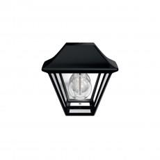 Philips myGarden Alpenglow Aplique negro 9.5W
