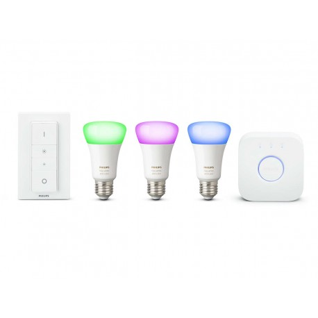 Philips Hue 10W A60 E27 set EU