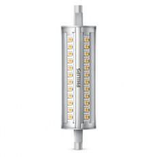 Philips 929001353601 14W R7s A++ Blanco lámpara LED
