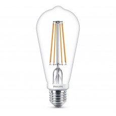 Philips 8718696751046 7W E27 A++ Blanco cálido lámpara LED e