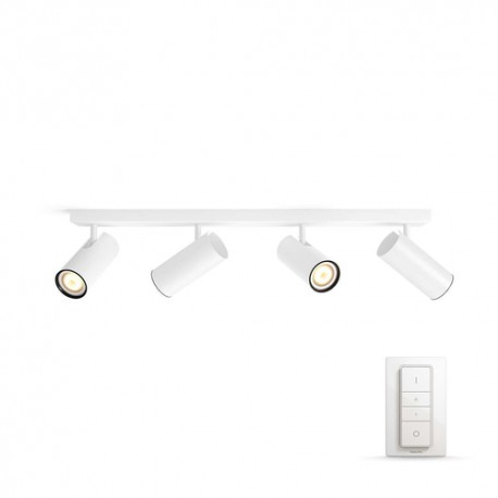 Philips Connected Luminaires White ambiance Buratto Foco