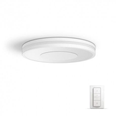 Philips Hue White ambiance Plafón blanco LED Being