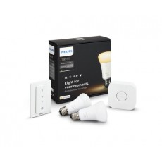 Philips hue Kit de inicio E27