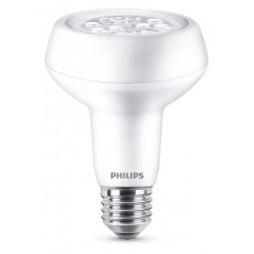 Philips LED 7W E27 Blanco cálido lámpara