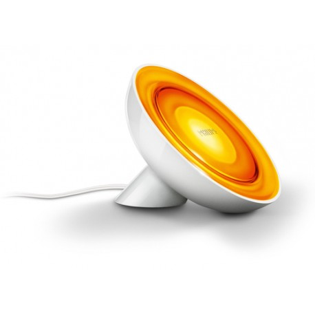 Philips Hue White and color ambiance Bloom Lámpara de mesa LED