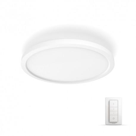 Aurelle ceiling lamp white 28W 230V (redondo)