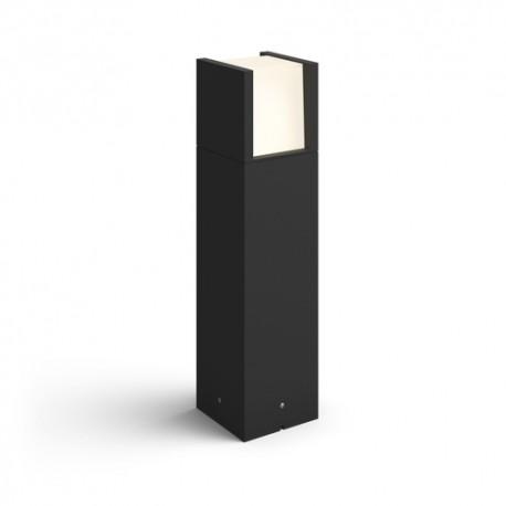 Philips Lámpara de pedestal para exteriores Fuzo