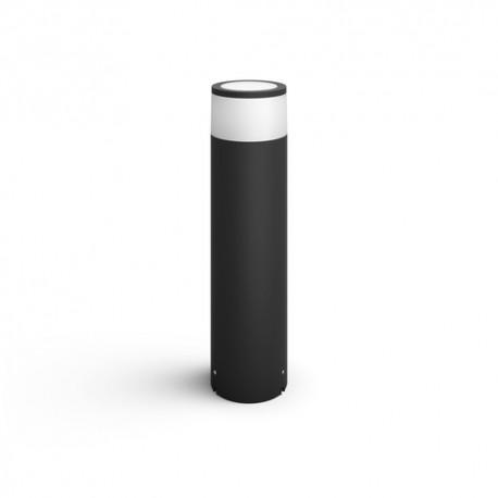 Philips Lámpara de pedestal grande para exteriores Calla