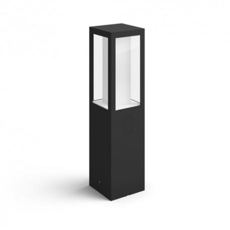 Philips Lámpara de pedestal para exteriores Impress