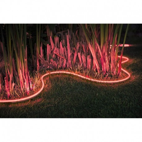 Tira de LED Exterior HUE LightStrips Plus Base 2mts